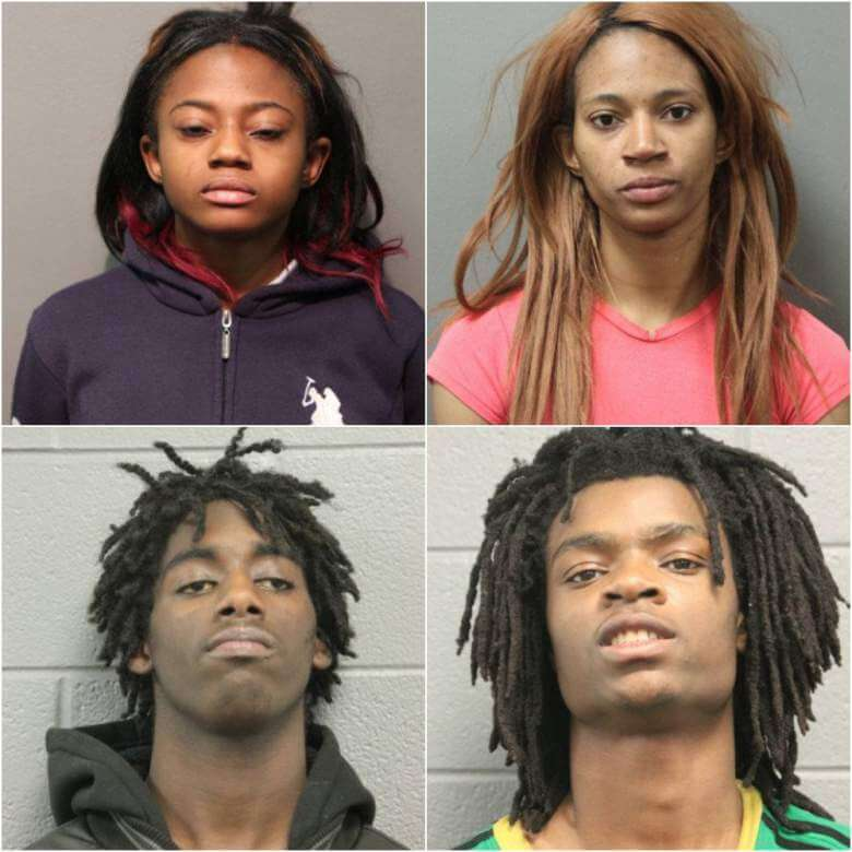 Chicago thugs kidnap then torture special-needs teen