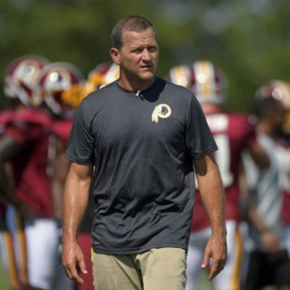 Washington Redskins fire yet another defensive coordinator
