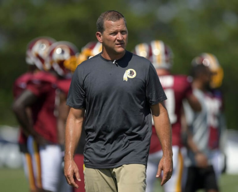 Washington Redskins fire yet another defensive coordinator - Bent Corner