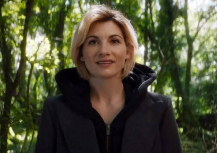 New 'Doctor Who' Time Lord is a woman