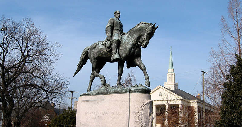 Confederate monuments are the ultimate participation trophies - Bent Corner