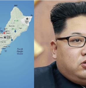 North Korea, Guam, and nuclear war