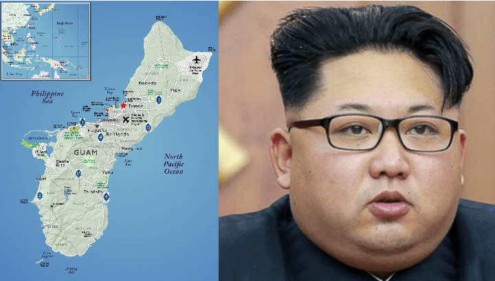 North Korea, Guam, and nuclear war
