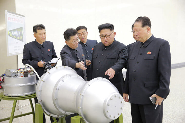 The North Korea nuclear threat