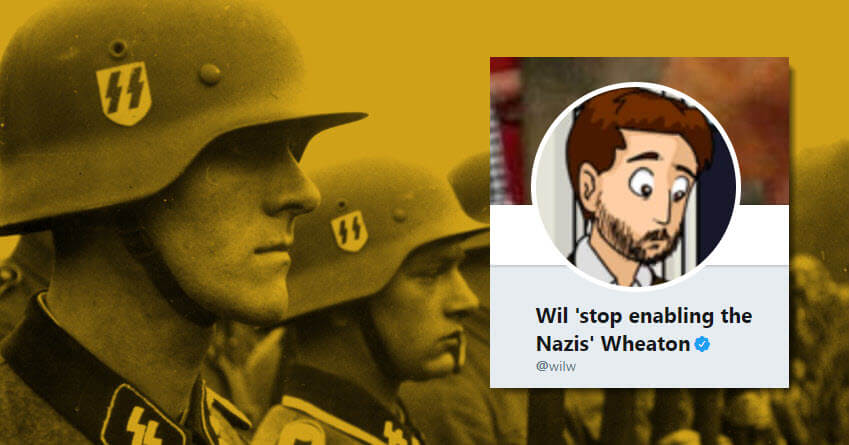 Show veterans respect by not calling everyone a Nazi