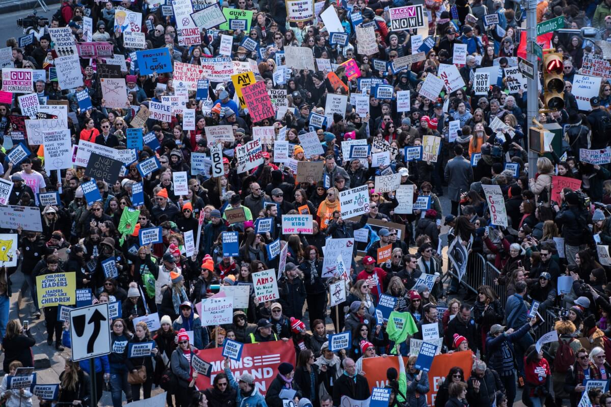 The reality of the 'March for Our Lives' anti-gun marches
