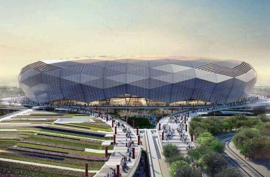 Saudi Arabia to build 135,000 seat stadium in Iraq