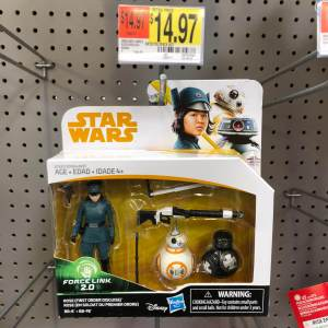 Rose Tico collectors, start saving your money now