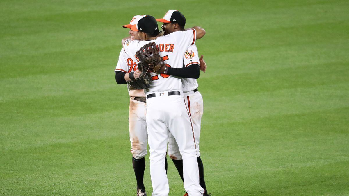 Orioles beat team with a similarly losing record for the win