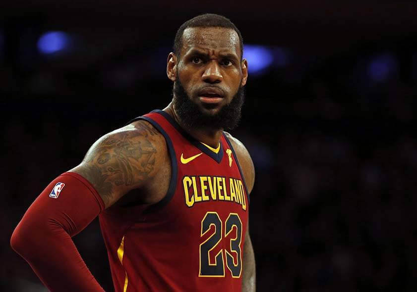 LeBron James signs four year deal with the Lakers - Bent Corner