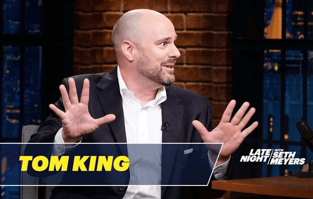 Tom King thinks comics are only for nerds