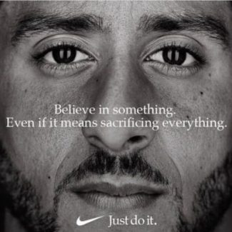 Nike sacrifices everything with new Colin Kaepernick ad