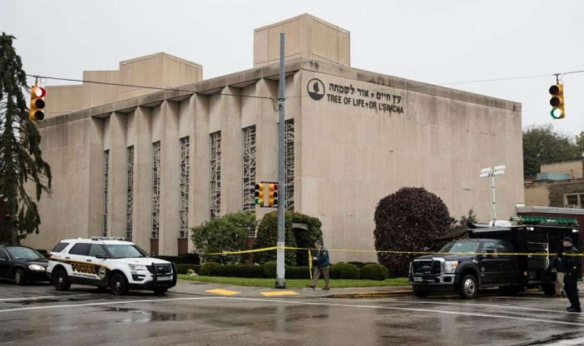 Robert Bowers kills 11, wounds six in Pittsburgh synagogue