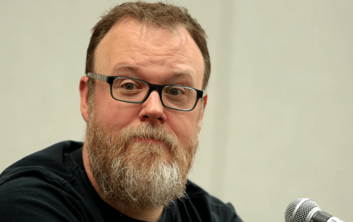Marvel Comics fired Chuck Wendig over his Twitter posts