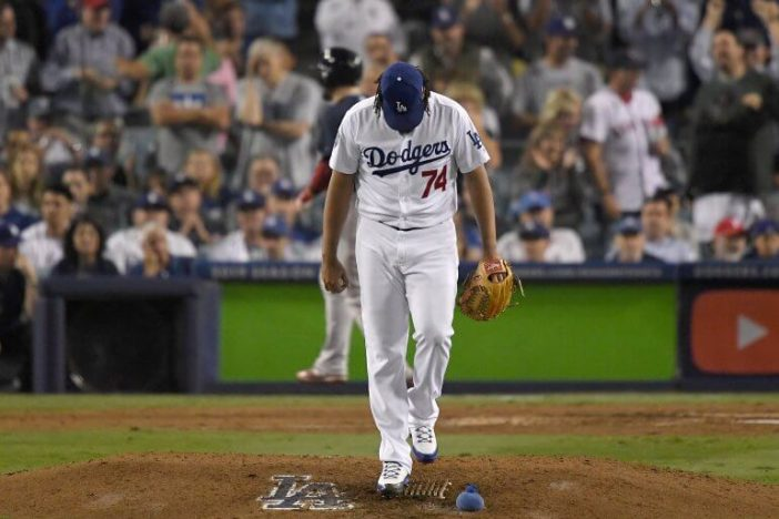 Los Angeles Dodgers lose second World Series in a row