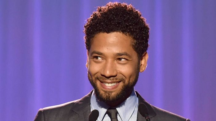 Jussie Smollett arrested for faking a hate crime
