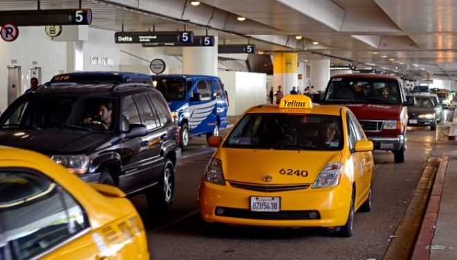 Uber drivers in Los Angeles are planning a 25-hour strike - Rick Rottman