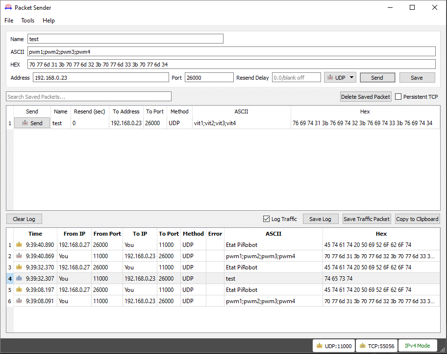 Packet Sender
