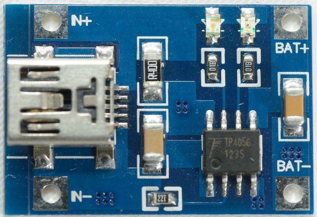 TP4056 5V 1A