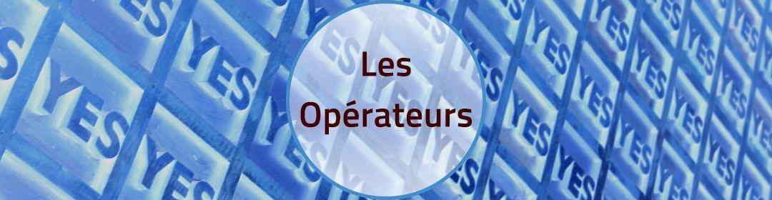[7] Apprendre Arduino – Les opérateurs