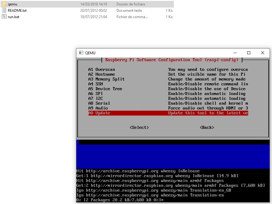 Émuler un Raspberry Pi sur Windows, c'est possible ? - BenTeK fr