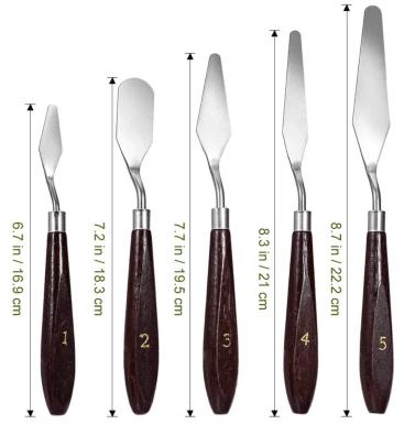 Kit de spatules pour imprimante 3D