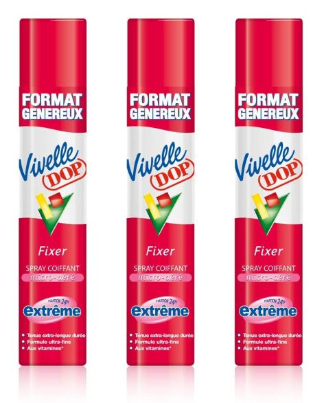 Vivelle Dop, pour votre imprimante autant que pour vos cheveux !