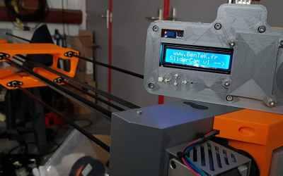 Mon Slider Caméra imprimé en 3D ! [VIDEOS]