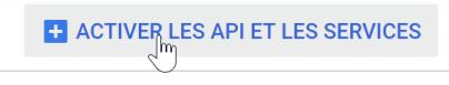 Allons voir ces API Google !