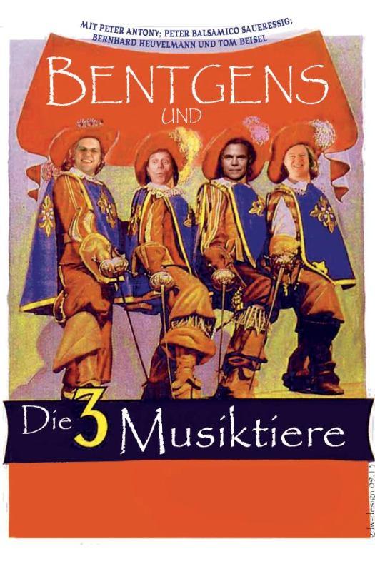 Die 3 Musiktiere