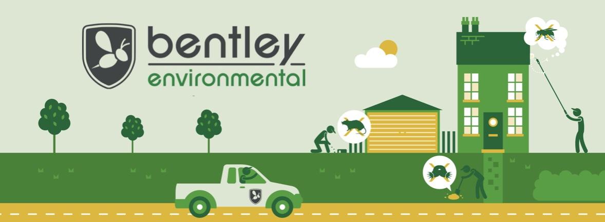 Bentley Env Header image pest control services