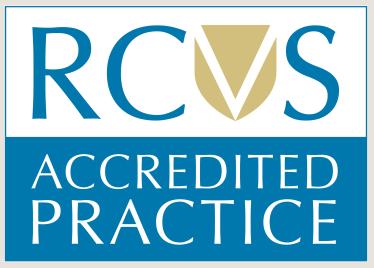 RCVS website logo