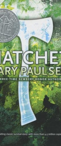 Hatchet (Series) cover