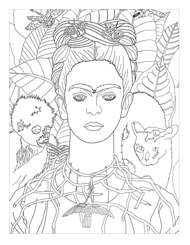 COLORING PAGES & COLOR BY NUMBER - October, 20  The William