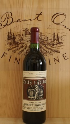 Heitz Cabernet Martha's Vineyard 2012