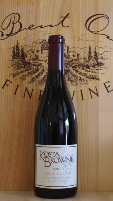 Kosta Browne Giusti Ranch 2015