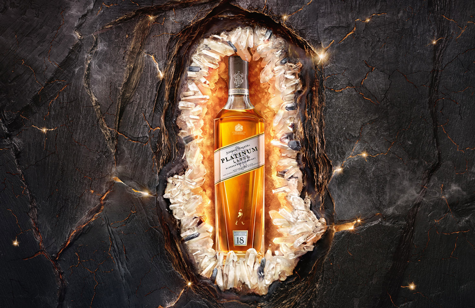 Johnnie Walker – Platinum Label