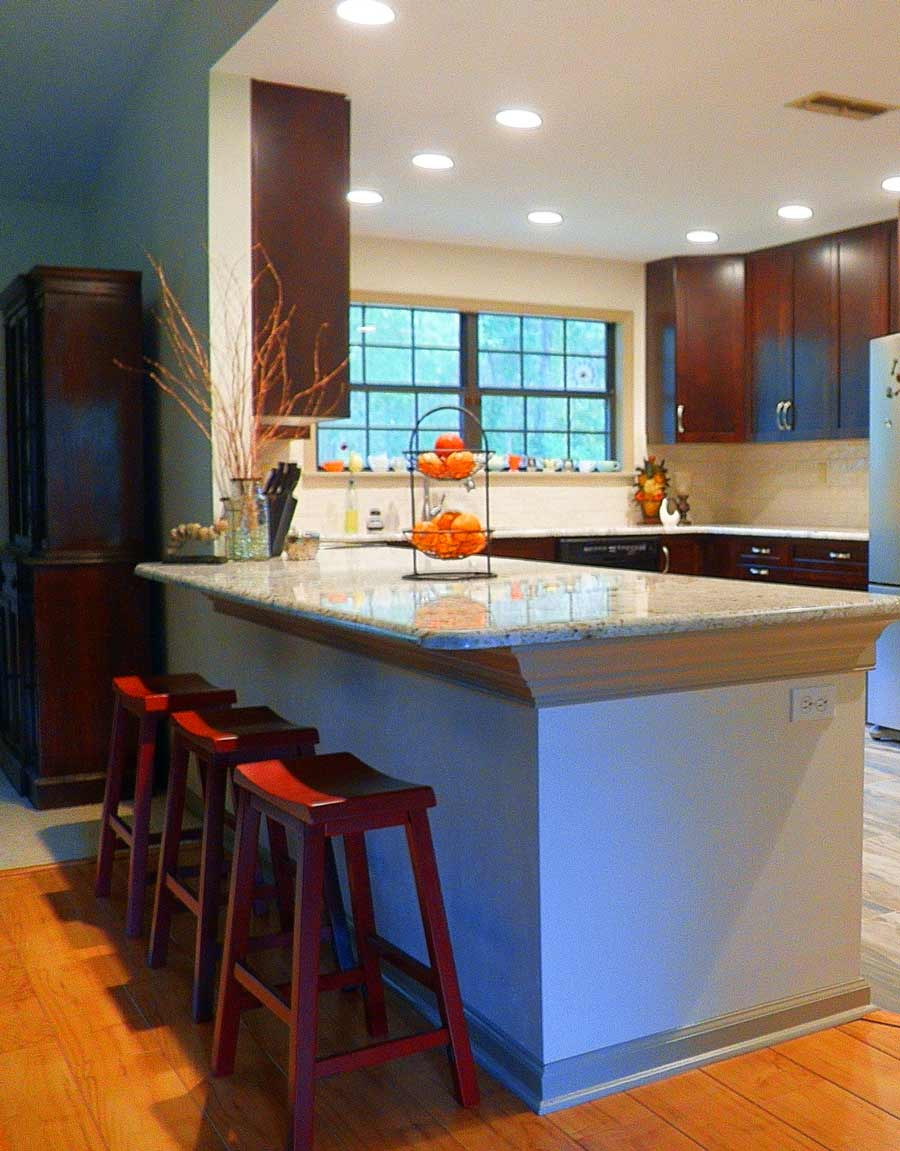 tallahassee kitchen remodeling | bentz remodeling