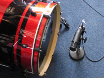 kick drum oktava mk-319 top