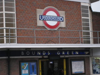 Love in London - Bounds Green