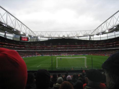 Arsene Wenger's Arsenal v Stoke 010418