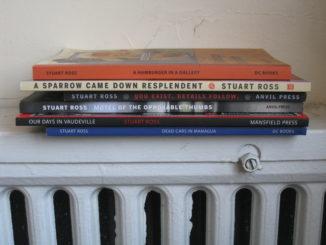Stuart Ross's poetry books 2008-19