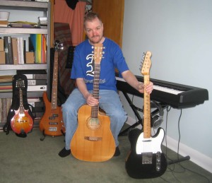 me with instruments