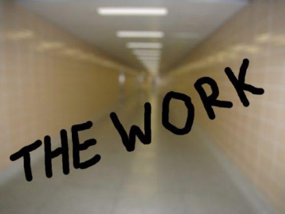 The Work corridor
