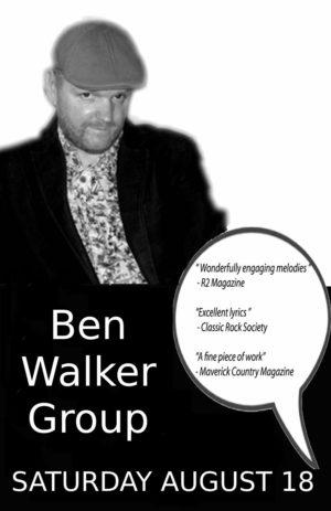 Ben Walker poster Toronto