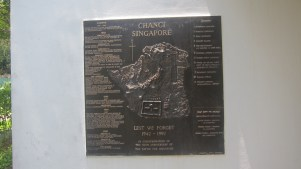 Changi Churches and Museum Lest we Forget