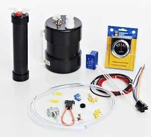 Membuat sendiri alat penghemat BBM dengan methode elektrolisis (Electrolyzer), Berikut diagram