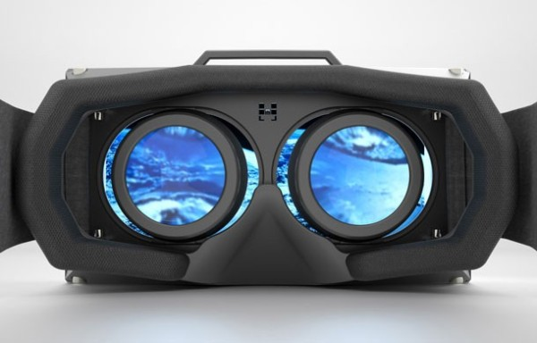 I got to play with the Oculus Crescent Bay VR headset and my brain shifted