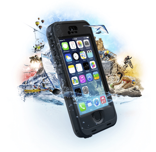 『LIFE PROOF』nüüd for iPhone 5s
