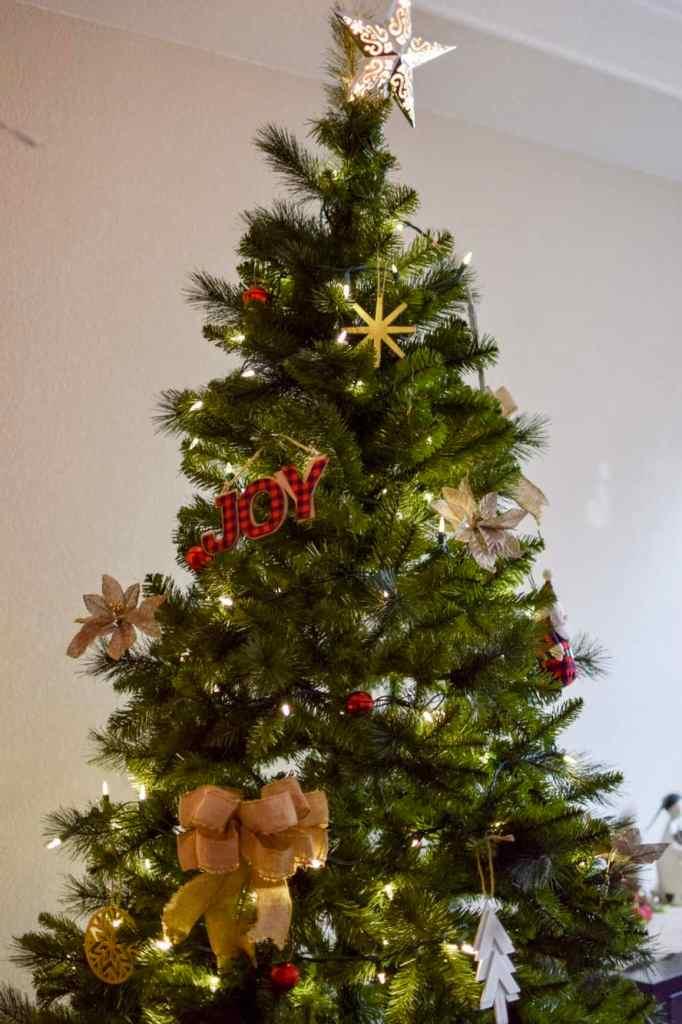christmas tree safe for toddler